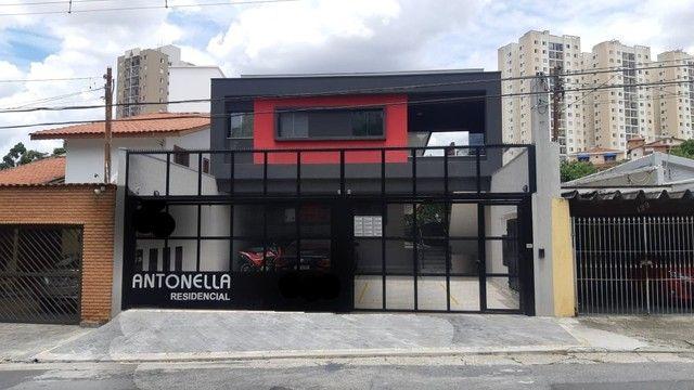 Casa à venda com 2 dormitórios em Vila antonina, São paulo cod:CA0033_DICASA - Foto 13