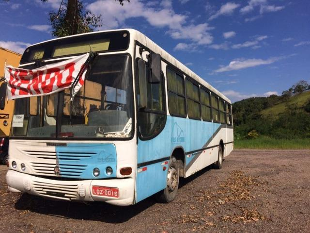 Ônibus Mercedes 2003 motor 17x21 - Foto 3