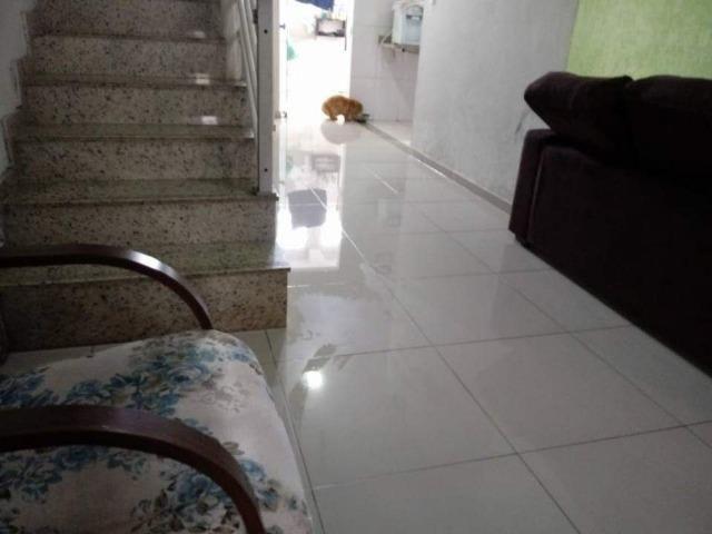 Troco por Imovel em Contagem/Linda casa 2 Pavimentos c/ Habite se no B. Bom Retiro-Betim - Foto 8