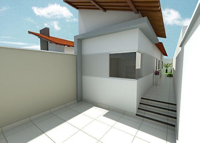 Casa no Bairro Belo Horizonte, Minha Casa Minha Vida