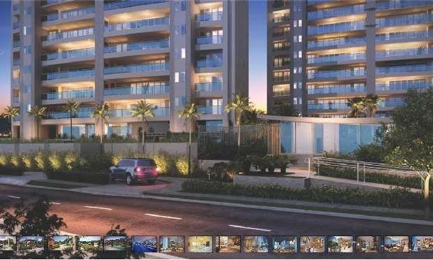 Apartamento no Sports Garden com 170 m² em Lagoa Nova