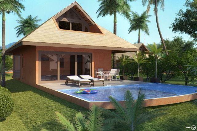 Oportunidade| Bangalô na praia de Carneiros |163m²|3 qtos