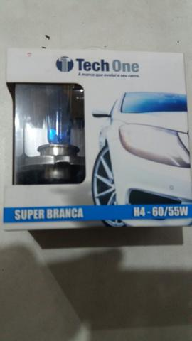 Lâmpada Super Branca 12v