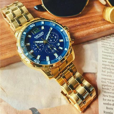 d3a3c876c02 Relógio de pulso masculino - Bijouterias