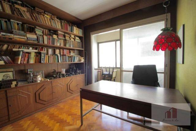 Amplo apartamento de 274m² e 4 quartos - Centro - Foto 8