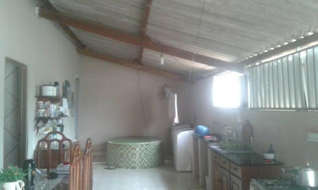 Casa 3/4 quartos c/ súite de laje garagem para 3 carros bairro residencial américa 135 mil - Foto 15
