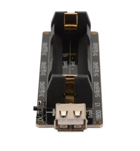 COD-AM153 Módulo Micro Usb wemos ESP32 18650 Bateria Shield V3 ESP-32 Arduino Automaç