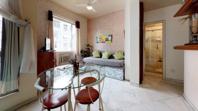 Apartamento à venda com 1 dormitórios em Copacabana, Rio de janeiro cod:760