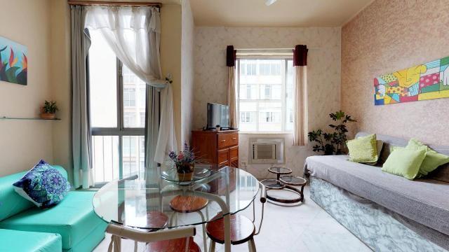 Apartamento à venda com 1 dormitórios em Copacabana, Rio de janeiro cod:760 - Foto 2