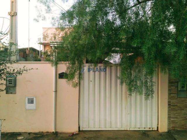 Casa para alugar com 2 dormitórios em Cidade aracy, São carlos cod:4241