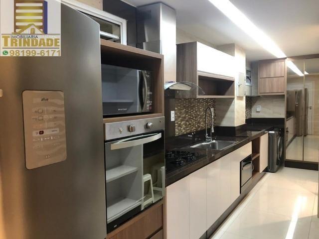 T- Ótimo Apartamento No Renascença _ 3 Quartos _ Móveis Projetados