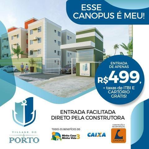 07 - Apartamentos na PLANTA - Entrega em DEZ./2020! - Foto 2