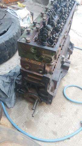Motor parcial 366 + turbina + tanque de combustivel 3/4 + um arranque