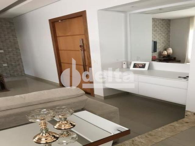 Casa de condomínio à venda com 3 dormitórios em Shopping park, Uberlândia cod:33408