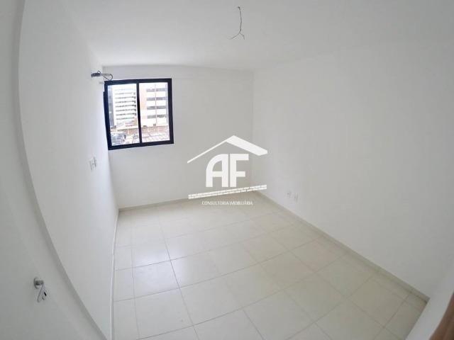 Apartamento novo na Jatiúca - 3 quartos sendo 1 suíte - Prédio com piscina - Foto 7