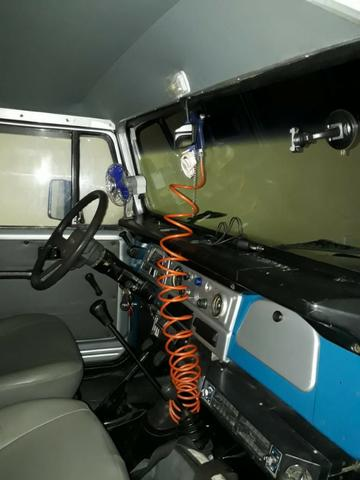 Jeep Toyota bandeirantes 90 - Foto 6