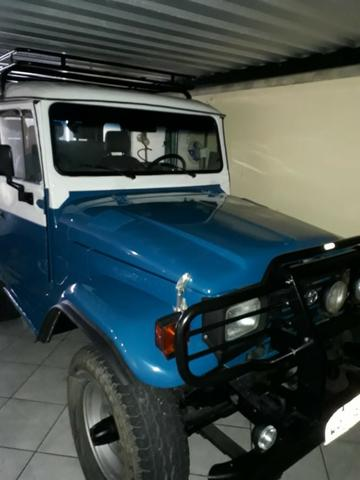 Jeep Toyota bandeirantes 90