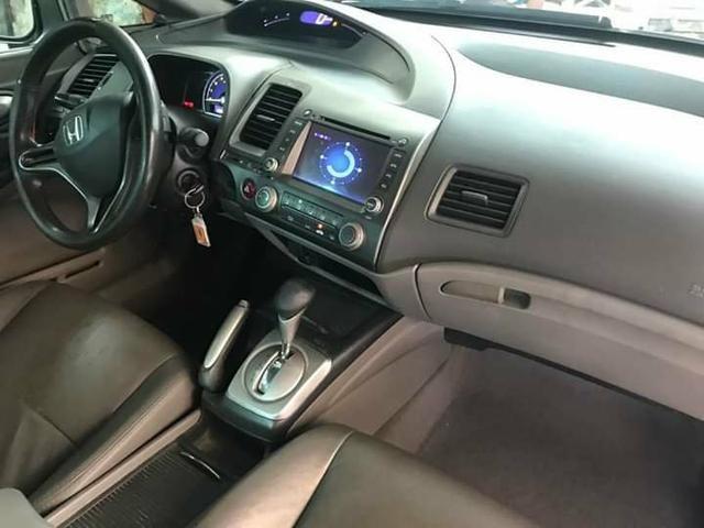 Civic 2008 automático gnv 5°geração - Foto 5