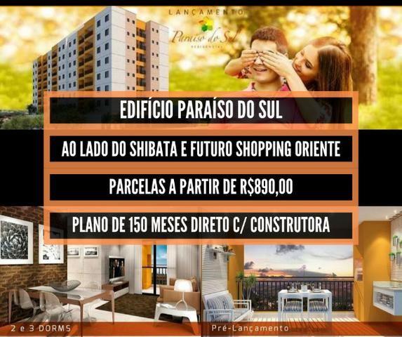 M-Lançamento na Zona Sul - Edifício Paraíso do Sul