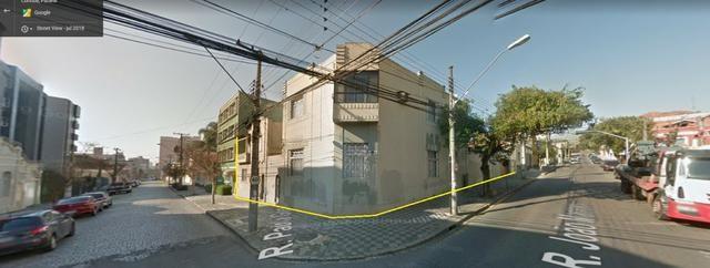 Terreno para venda Rua Paula Gomes (Bairro São Francisco) - Curitiba - Foto 2