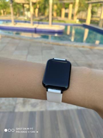 Smartwatch B57 Hero NOVO - Foto 6