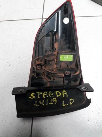 Lanterna Traseira Direita Fiat Strada 2014/2019 Original - Foto 2