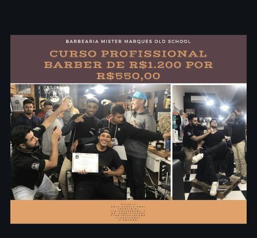 Curso de Barbeiro profissional iniciante completo