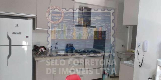 Otimo Apartamento no Condominio Residencial Costa Verde em VG - Foto 5
