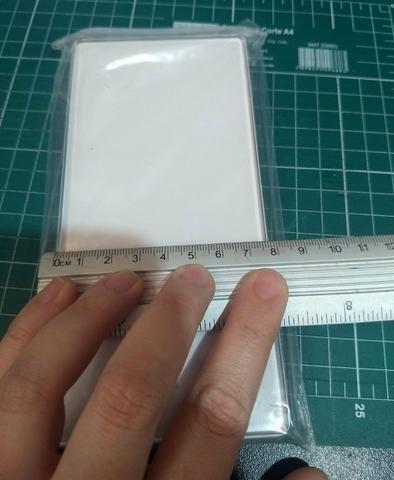 Mini máquina de emboss importada - scrapbook - Foto 4
