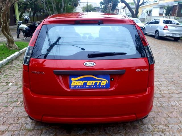 Fiesta 1.0 flex completo 2012 ideal uber pop99 - Foto 5