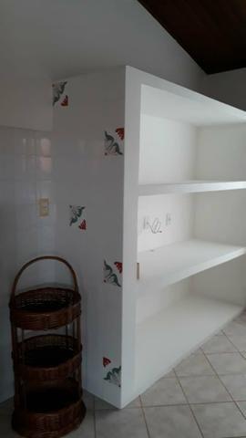 Apartamento 1/4 semi-mobiliado em local tranquilo no Saboeiro - Foto 8