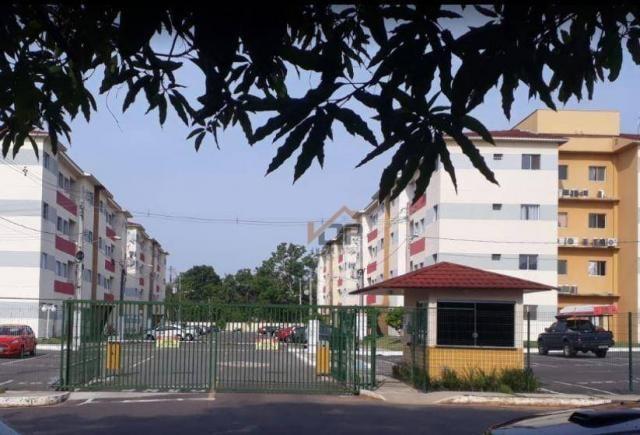 Apartamento com 2 dormitórios à venda, 51 m² por R$ 70.494,26 - Zona Rural - Iranduba/AM - Foto 2