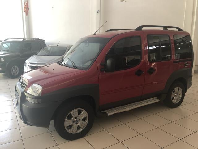 Fiat Doblò adventure 1.8 - Foto 5