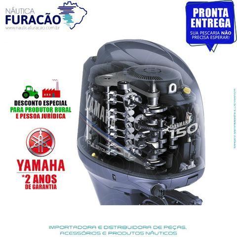 Motor de popa Yamaha 4T F 150hp Detl - Foto 3
