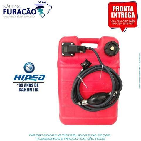 Motor de Popa Hidea 40hp Manual - Foto 4