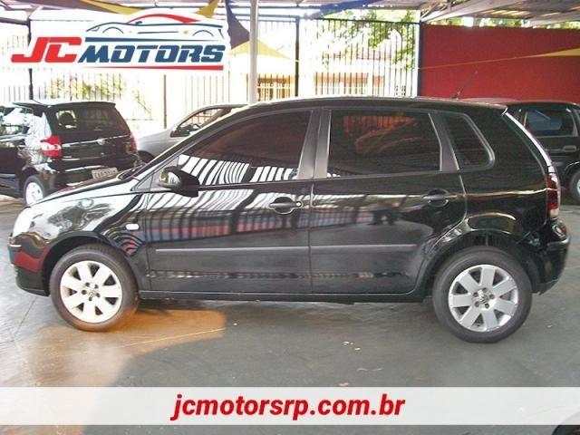 VolksWagen Polo 1.6 Preto - Foto 4