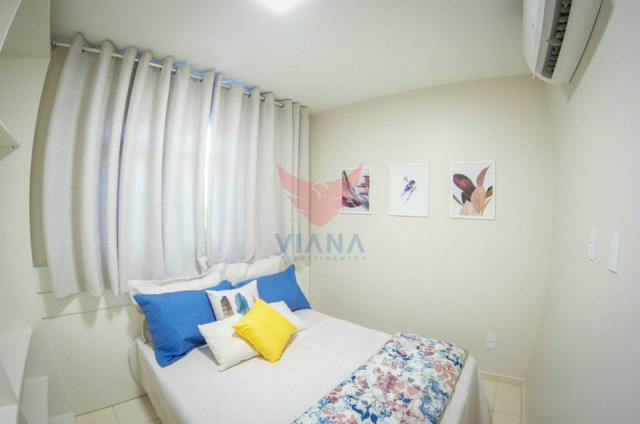 Apartamento Casa em Condomínio Fechado Novo - Foto 6