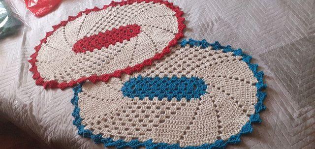 Tapetes de croche - Foto 3