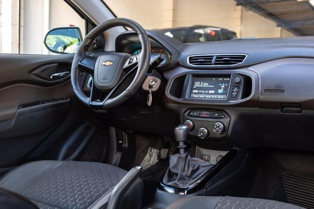 Gm/Chevrolet Prisma 2017 1.4 ltz manual flex - Foto 8