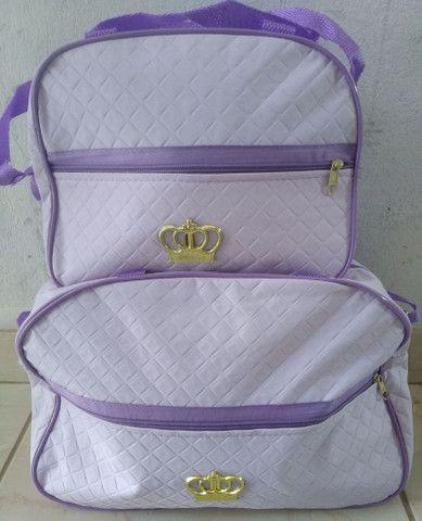 kit com 2 bolsas  - Foto 2