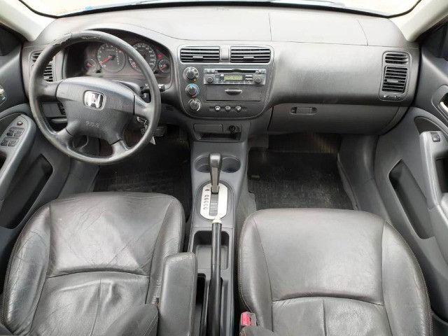 Honda - Civic LXL Aut. - 2004 - Foto 9