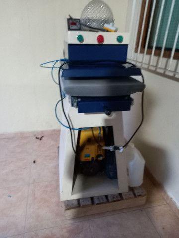 Maquina de imprimir camisas e chinelos - Foto 2