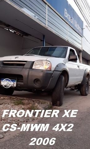 Vendo Frontier xe-cs 4x2/Recebe Moto - Foto 3