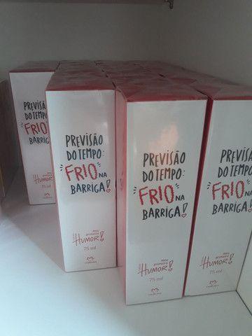 Perfume Meu primeiro Humor 75 ml original lacrado - Foto 2