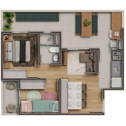 La Vista Lapa - Apartamento de 1 ou 2 quartos na Água Branca - São Paulo, SP - ID1127 - Foto 18