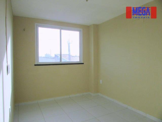 Apartamento com 2 quartos para alugar, próximo à Av. Jovita Feitosa - Foto 5