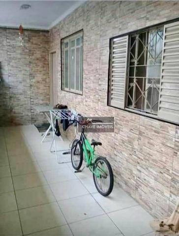 Casa popular com 2 dormitórios à venda, 92 m² por R$ 250.000 - Macuco - Santos/SP - Foto 4