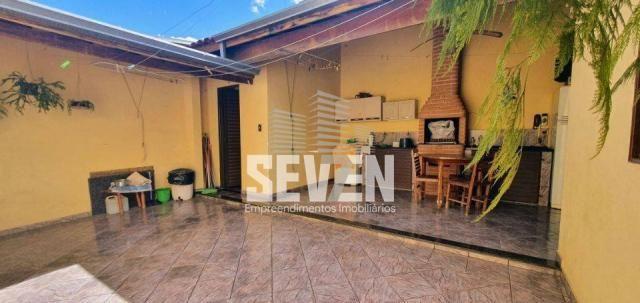 Casa à venda com 3 dormitórios em Parque paulista, Bauru cod:6543