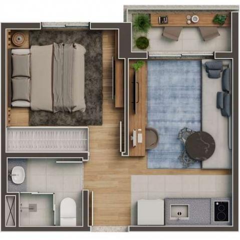 La Vista Lapa - Apartamento de 1 ou 2 quartos na Água Branca - São Paulo, SP - ID1127 - Foto 17