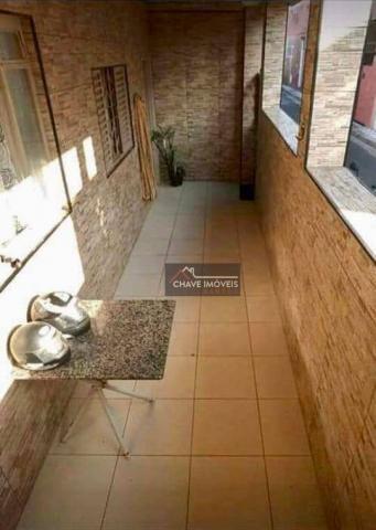 Casa popular com 2 dormitórios à venda, 92 m² por R$ 250.000 - Macuco - Santos/SP - Foto 3